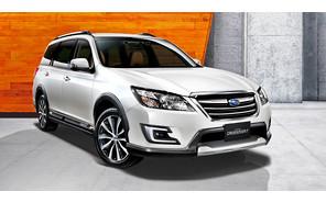 Subaru выпустила замену модели Tribeca