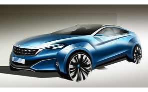Nissan разработал кроссовер для рынка Китая
