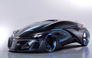 Вперед в будущее: Chevrolet FNR на выставке в Шанхае