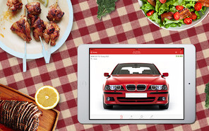 Следите за объявлениями на AUTO.RIA даже на майских праздниках с мобильного   приложения