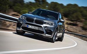 В Украину приехал первый кроссовер BMW X5 M