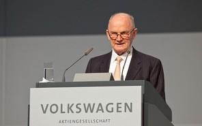 Cовет директоров Volkswagen вынудил Фердинанда Пиха уйти в отставку