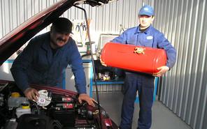 Экономим на топливе: 6 этапов установки ГБО