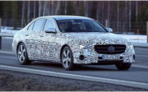 Новое поколение Mercedes-Benz E-класса дебютирует в Детройте