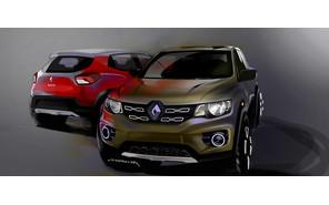 Представлен кроссовер Renault Kwid