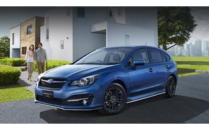 Subaru выпустит новую гибридную модель