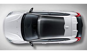 Компания Volvo выпустила карбоновую версию хетчбека V40