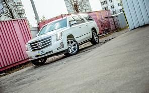 Обзор уникального Cadillac Escalade: Конкорд на колесах