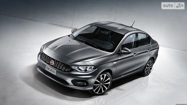 Fiat представил преемника модели Linea
