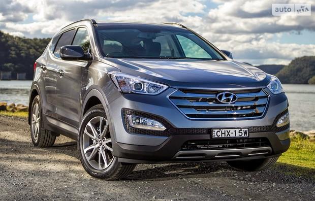 Компания Hyundai построит премиум-внедорожник