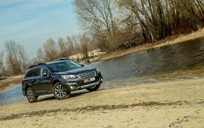 Вагон мечтателя: тест-драйв Subaru Outback