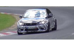 Видео: Купе BMW M2 уже на дорогах