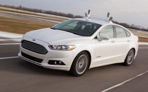 Компания Ford запатентовала салоны для машин-беспилотников