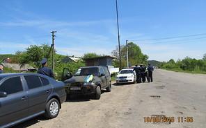 Активисты «Автомайдана» два часа гонялись за патрулем ГАИ