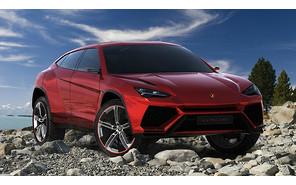 Внедорожник Lamborghini в деталях