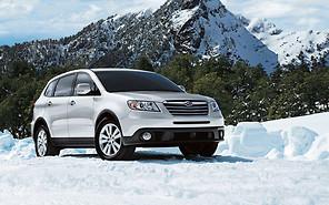 Имя для преемника Subaru Tribeca выберут клиенты