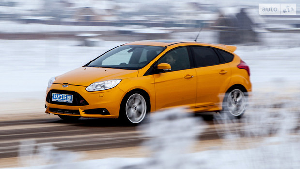 Ford Focus - Hatchback, Family Car | Ford UK