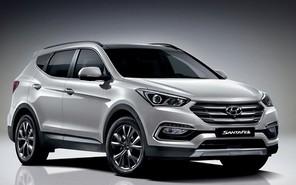 Обновленный Hyundai Santa Fe появится в Украине в конце года