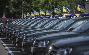 Украинские пограничники получили новые Volkswagen Amarok от Евросоюза