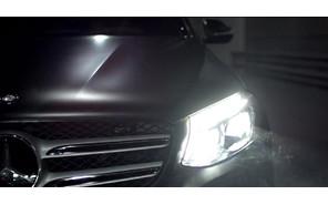 Видео: Кроссовер Mercedes-Benz GLC показался на тизере