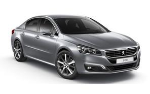 В Украине объявлен старт продаж обновленного  Peugeot 508