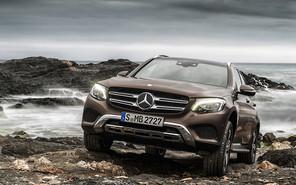 Премьера: Кроссовер Mercedes-Benz GLC дебютировал