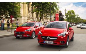 Хетчбэк Opel Corsa добрался до Украины