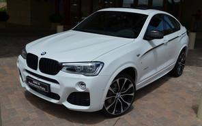 BMW представит на мотор-шоу в Детройте «заряженный» X4