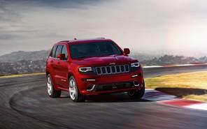 В Jeep готовят конкурента для Cayenne Turbo S