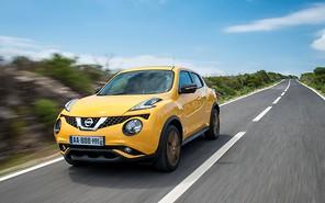 В Украине начались продажи обновленного Nissan Juke