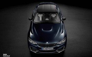 Баварцы сделали юбилейное купе BMW M4