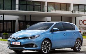 Тест-драйв Toyota New Auris