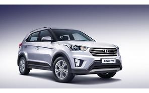 Компания Hyundai презентовала новый глобальный кроссовер Cret