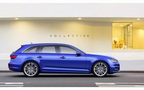 В Audi представили новое поколение A4