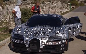 В Bugatti подтвердили, что работают над приемником Veyron