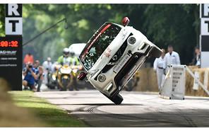 На фестивале скорости в Гудвуде побит очередной рекорд