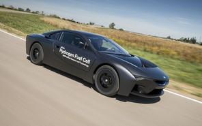 В BMW показали концепты, работающие на водороде