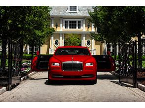 В Rolls-Royce представили спецверсию Wraith