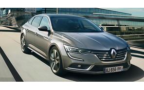 У Renault теперь есть свой Talisman
