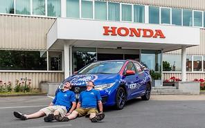 Honda установила новый рекорд в категории «Экономичность»