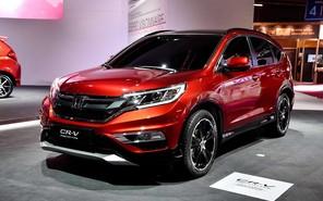 Кроссовер Honda CR-V сменит поколение к 2017 году