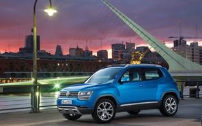 Volkswagen добавит в линейку два новых кроссовера