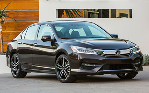 В США представили обновленный Honda Accord