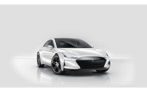 Китайцы показали конкурента Tesla Model III