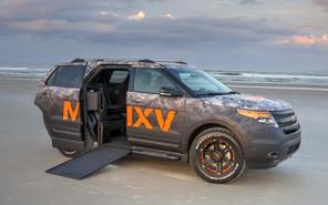 Ford выпустит Explorer для инвалидов-колясочников