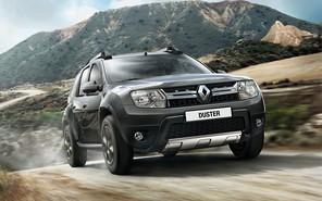 Renault Duster получит «автомат»