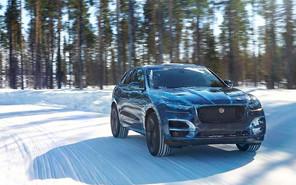 Автомобиль недели: Кроссовер Jaguar F-Pace