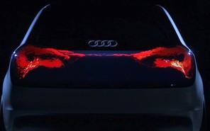 Audi представит новое поколение OLED фонарей