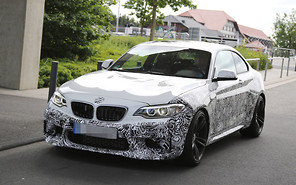 Купе BMW M2 получит роботизированную коробку