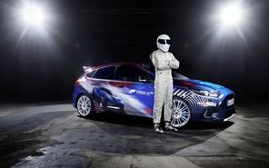 Стиг представил геймерский Focus RS